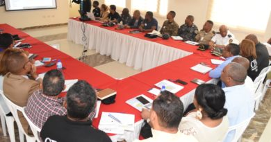 Alcaldía Santo Domingo Norte activa Comité de Prevención, Mitigación y Respuesta ante posible paso de la tormenta Dorian