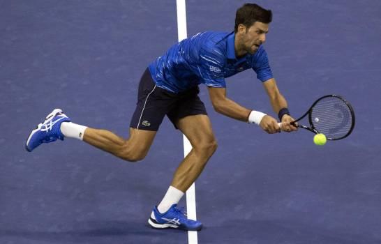 """En US Open: Djokovic supera el """"dolor"""" y avanza a octavos"""