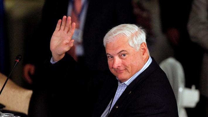 """Tribunal declara """"no culpable"""" al ex Presidente panameño Ricardo Martinelli y ordena su liberación"""