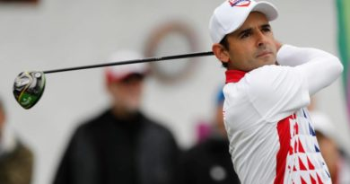 Paraguay gana en golf su primer oro en la historia de los Juegos Panamericanos