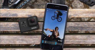 Se filtran las características de la próxima GoPro HERO 8