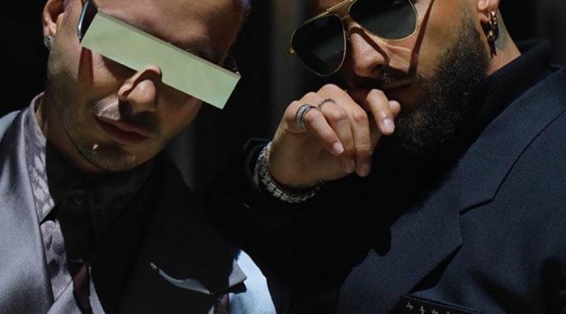 """Maluma y J Balvin preparan nuevo tema """"Qué Pena"""""""