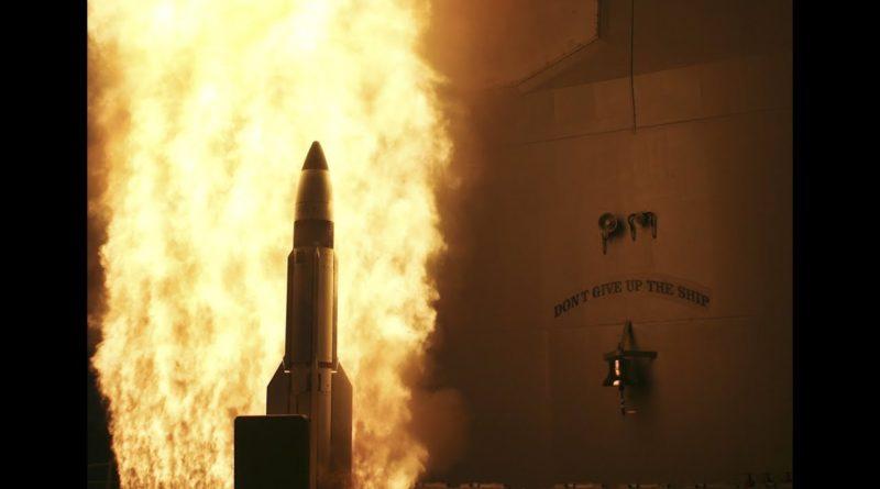 EE.UU. prueba un misil de crucero tras retirarse del tratado con Rusia de 1987