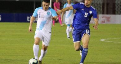 RD y Guatemala jugarán con miras a Liga de Naciones Concacaf