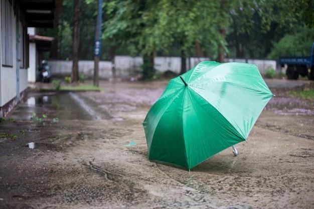 Se esperan aguaceros locales en algunas zonas por onda tropical