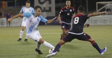 RD y Guatemala empatan en amistoso