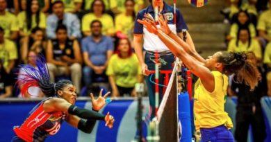 RD cae ante Brasil por pase directo a Juegos Olímpicos Tokio 2020