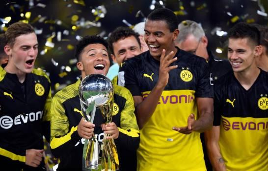 Sancho brilla y Dortmund vence al Bayern Múnich en Supercopa