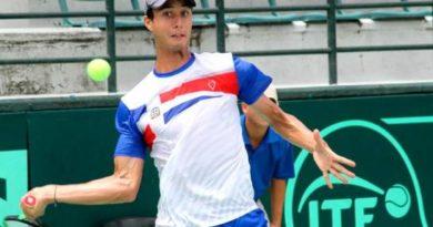 El tenista Roberto Cid llega a tercera ronda de los Juegos Panamericanos