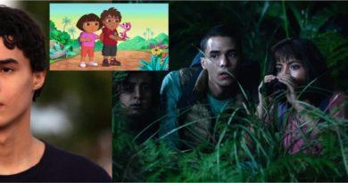 """Actor de origen dominicano encarna a Diego en la película """"Dora y la Ciudad Perdida de Oro"""""""