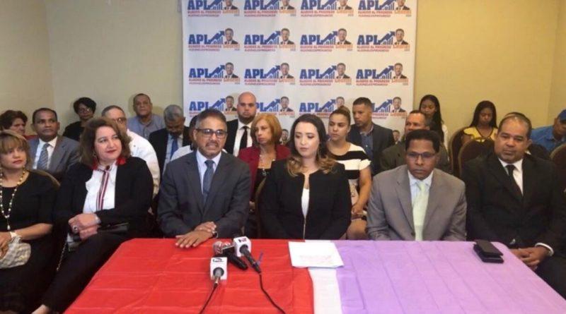 Contingente de Aliados al Progreso viajará a RD para votar por Leonel en primarias del PLD