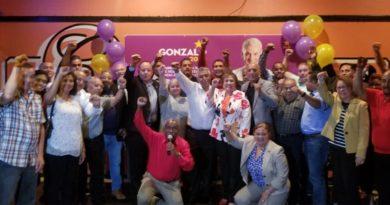 Dirigentes del CC y miembros de seccional del PLD en Nueva Inglaterra dan respaldo mayoritario a Gonzalo Castillo