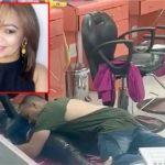 Esposo asesina estilista dominicana en salón de belleza en Queens abrazando el cadáver llorando y hablándole a la muerta