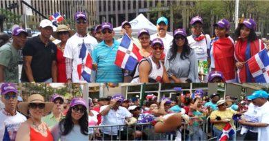 Gonzalo recibe apoteósico respaldo en parada dominicana de Manhattan impulsado por el sector externo