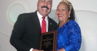 Mujeres dominicanas reconocen a Polanco por trayectoria y liderazgo comunitario en el exterior
