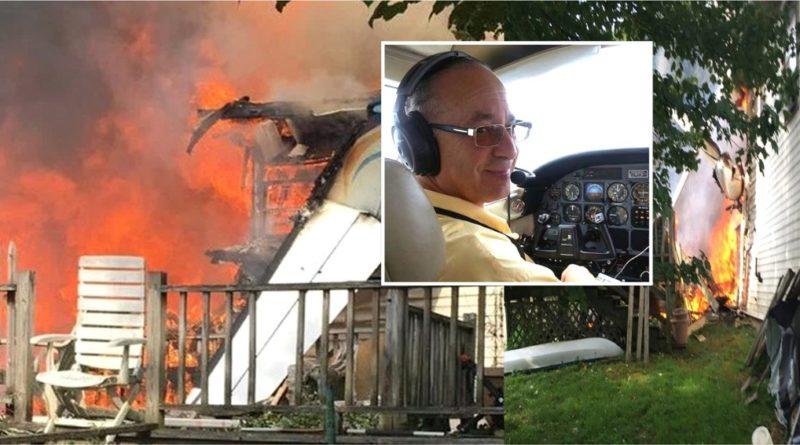 Prominente abogado y piloto dominicano muere en brutal accidente a bordo de su avión en suburbio de Nueva York