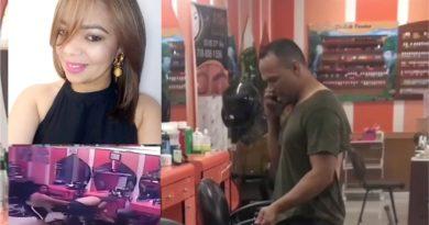 Sangrientas imágenes del brutal asesinato de estilista dominicana en salón de belleza estremecen Nueva York