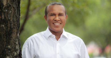 Ex jefe Policía Nacional, mayor general Manuel Castro, lanza pre candidatura a diputación.