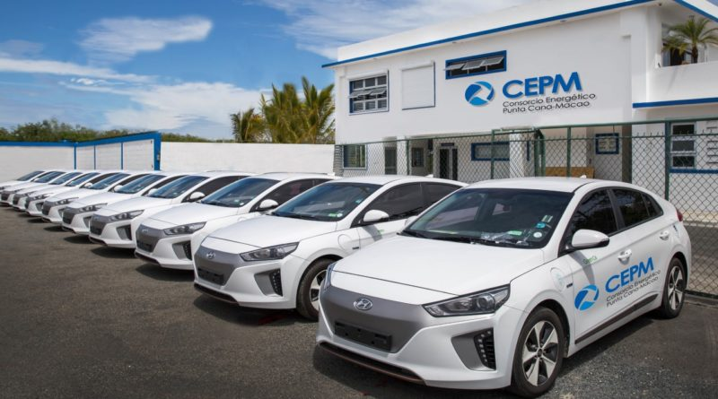 CEPM inicia cambio de su flotilla a vehículos eléctricos con cero emisiones contaminante