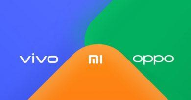 Xiaomi, Oppo y Vivo se unen para crear una aplicación de transferencia de archivos