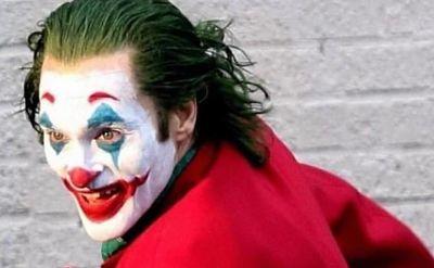 """""""Joker"""" ruge al león dorado en Venecia"""