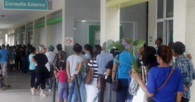 El hospital Marcelino Vélez afectado por hacinamiento