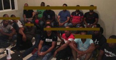 29 personas se disponían viajar ilegalmente a Puerto Rico