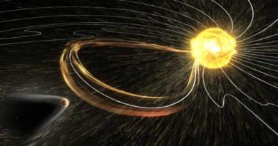 La segunda mayor tormenta magnética del año está afectando a la Tierra