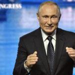 Putin ofreció a Trump comprar nuevas armas hipersónicas de Rusia