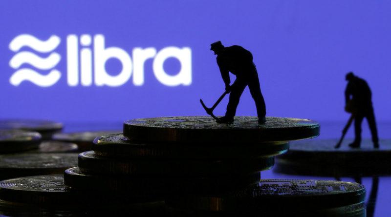 cia anuncia que bloqueará el desarrollo de la criptomoneda de Facebook en Europa