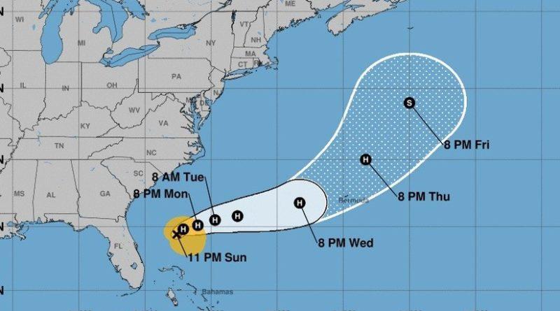 ALERTA:La tormenta tropical Humberto se convierte en huracán y se dirige a las Bermudas