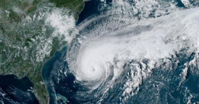 ALERTA : Humberto se fortalece a huracán de categoría 3