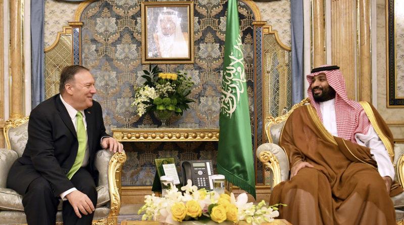Pompeo explica el fracaso de las defensas antimisiles Patriot durante el ataque contra las instalaciones petroleras saudíes