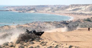 """Irán advierte que cualquier país que lo ataque se convertirá en """"un campo de batalla"""""""