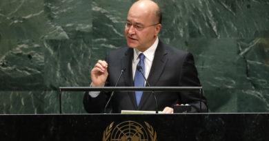 """Irak: """"No seremos una plataforma de lanzamiento para la agresión contra Irán ni ningún otro país"""""""