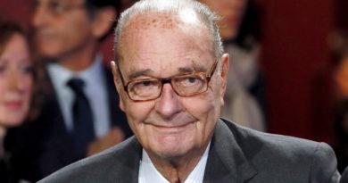 Muere a los 86 años Jacques Chirac, expresidente de Francia