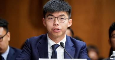 El líder principal de las protestas en Hong Kong se postulará para un cargo local en el gobierno de la región