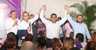 Ministro de Trabajo anuncia apoyo a Luis Alberto Tejeda para alcalde de Santo Domingo Este