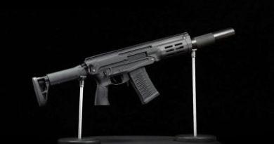 ATENCION : Rusia presenta un nuevo fusil de asalto compacto para comandos especiales