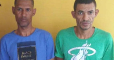 Apresan dos con dinero falso en Santiago Rodríguez
