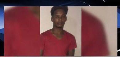 Apresan joven acusado de herir de bala a otro en SFM