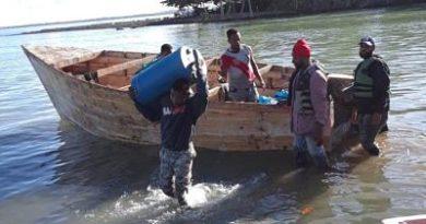 Armada ha incautado 400 embarcaciones con ilegales iban a PR