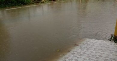 Asfaltado provoca inundación en calles y viviendas de Cristo Rey, piden intervención de Yomaira