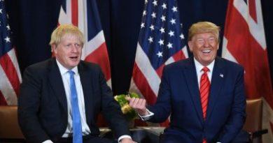 Boris Johnson actuó ilegalmente