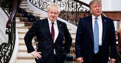 """Boris Johnson pide un """"nuevo"""" acuerdo nuclear con Irán pero Teherán insiste en cumplir primero el actual"""
