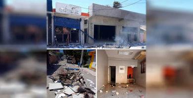 CANDELA ! : Manifestantes destruyen y queman oficina de Edesur en reclamo a apagones