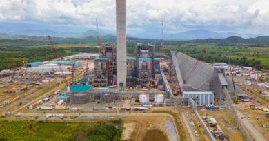 Sobre el precio de las acciones de la central de Punta Catalina