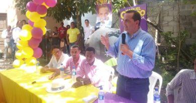 ATENCIÓN: Crespo dice voto de la juventud garantiza triunfo PLD en 2020