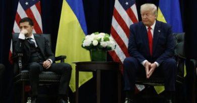 """Críticas en Ucrania por la """"docilidad"""" que mostró Zelenski ante Trump"""