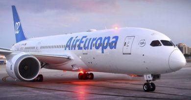 Air Europa dispondrá de su mejor avión para conectar con Punta Cana, Cancún y Caracas